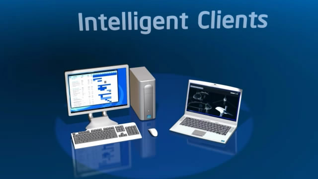Video: Intelligent Clients in the Cloud
